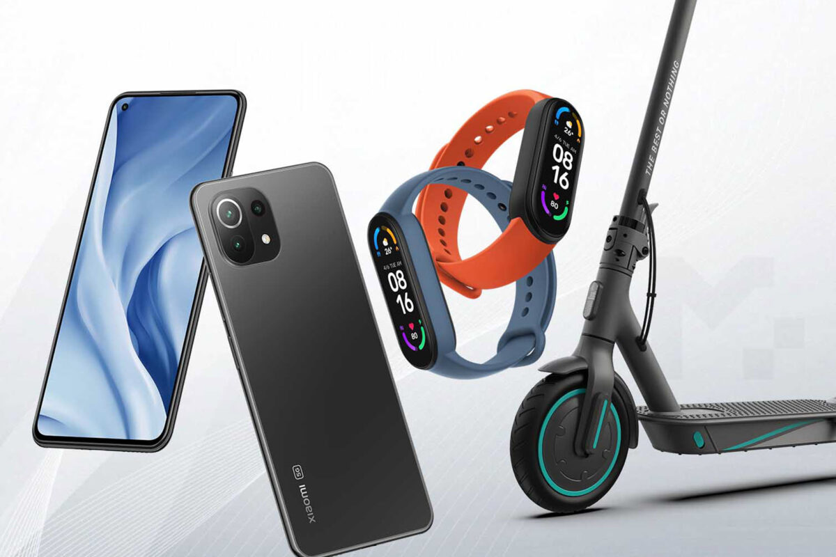 Xiaomi Mi 11 Lite 5G, Mi Smart Band 6 και Mi Electric Scooter Pro 2. Τώρα διαθέσιμα και στην Ελλάδα!