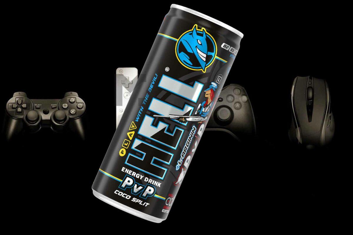 Νέα σειρά HELL Energy Gamer Edition αποκλειστικά για Gamers
