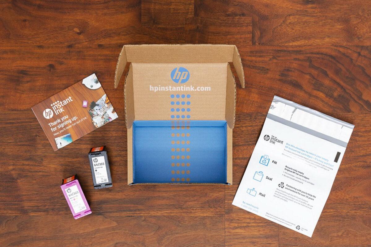 Μελάνι Όταν τo Χρειάζεσαι. Το HP Instant Ink επεκτείνεται σε 36 αγορές, συμπεριλαμβανομένης της Ελλάδας.