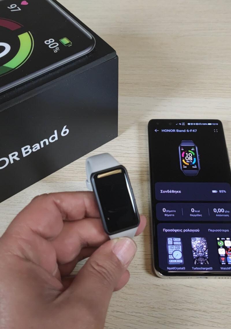 Honor Band 6 What's in the Box video: Μικρό smartwatch ή μεγάλο fitness band; Μάλλον και τα δύο!