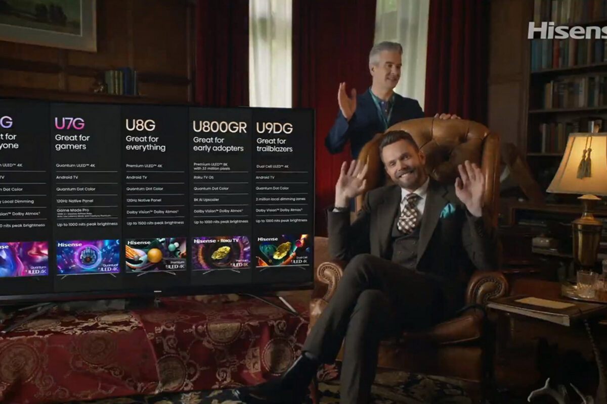 Hisense 2021 TV lineup: Πολλές νέες τηλεοράσεις και η πιο ενδιαφέρουσα παρουσίαση ever