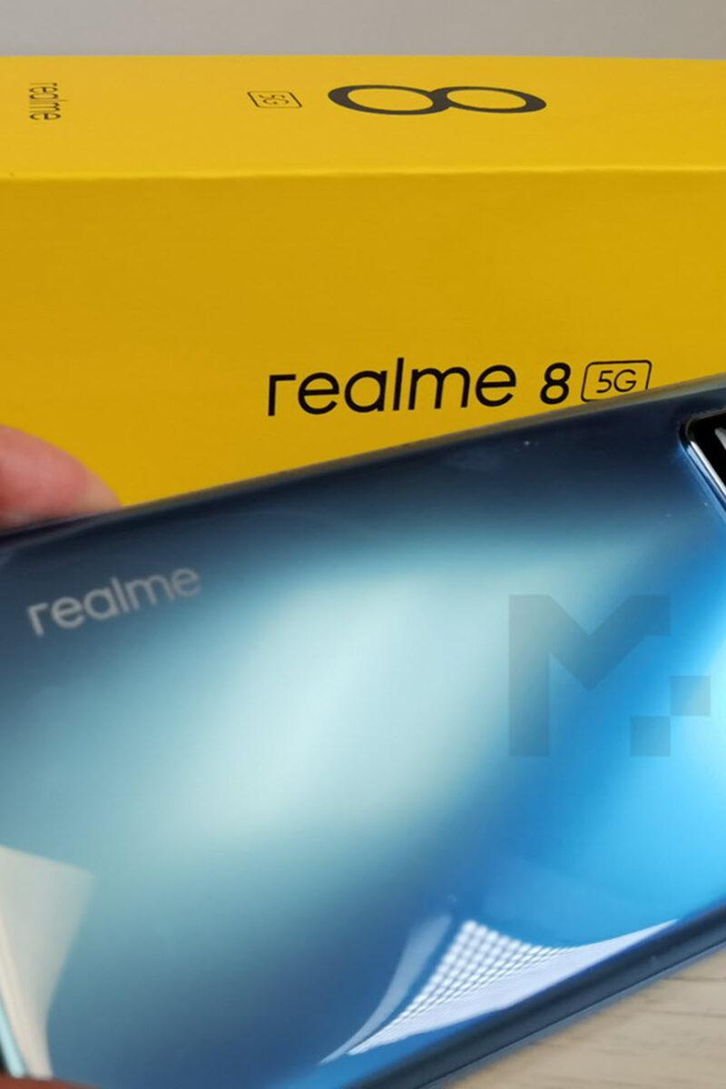 "Realme 8 5G: Και όμως, οι 5G ""πτήσεις"" είναι πιο προσιτές από ποτέ!"