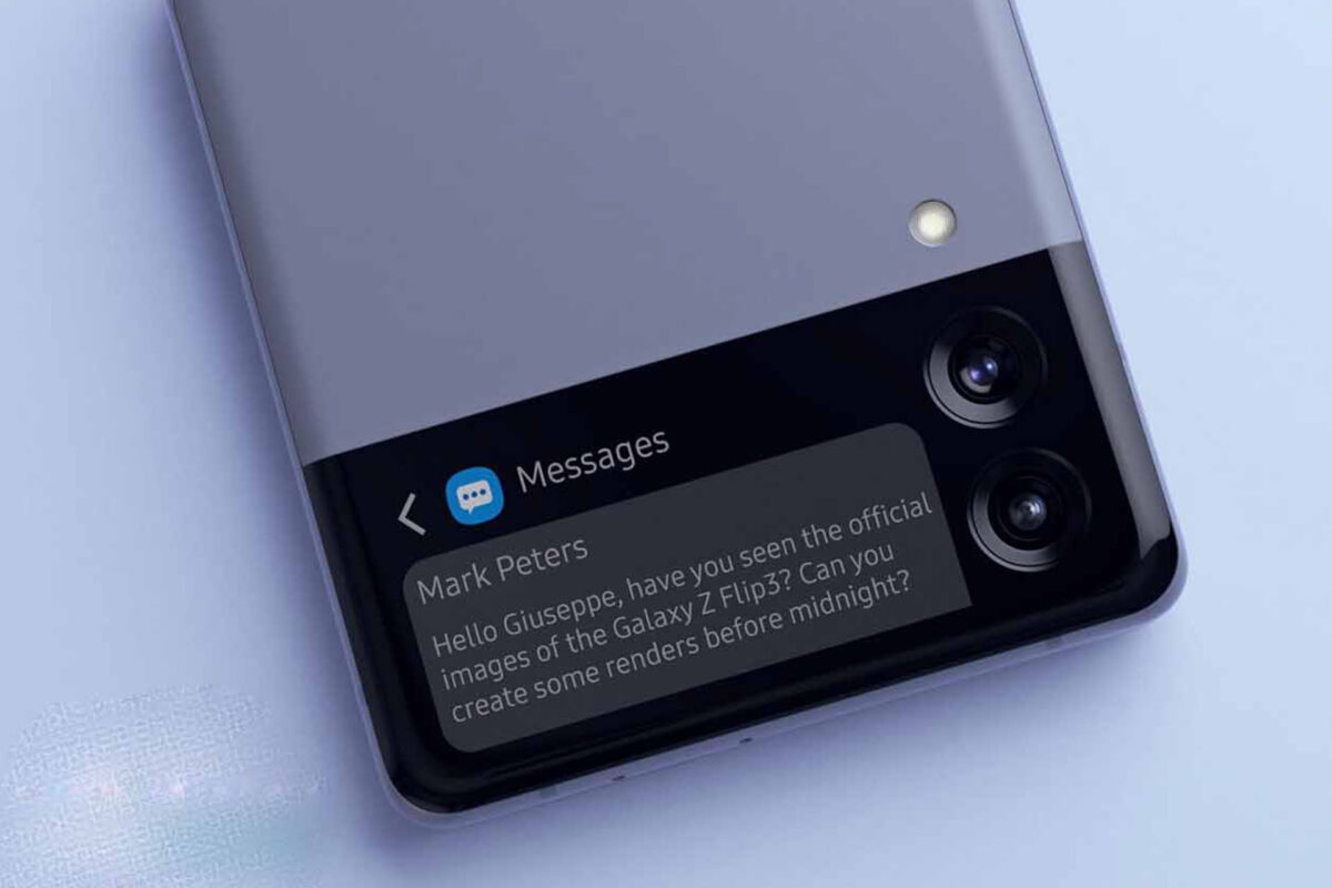 Samsung Galaxy Z Fold 3 & Z Flip 3, οι πρώτες επίσημες φωτογραφίες