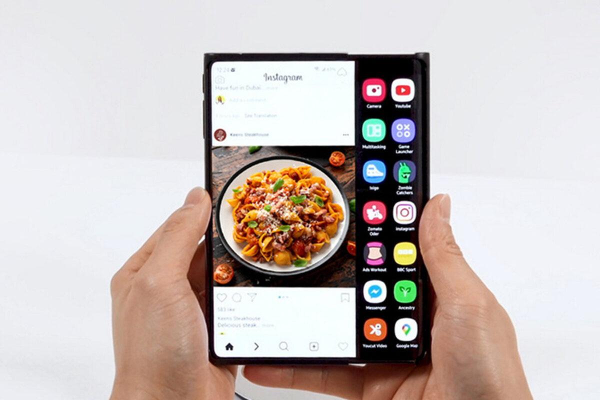 Η Samsung μας δείχνει μερικές από τις πιο εντυπωσιακές display τεχνολογίες που έρχονται στο προσεχές μέλλον