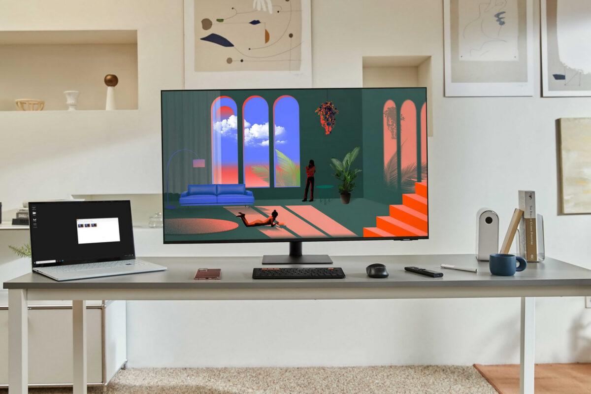 Η Samsung διευρύνει τη σειρά Smart Monitor παγκοσμίως για να καλύψει την αυξανόμενη ζήτηση για οθόνες καθολικής χρήσης