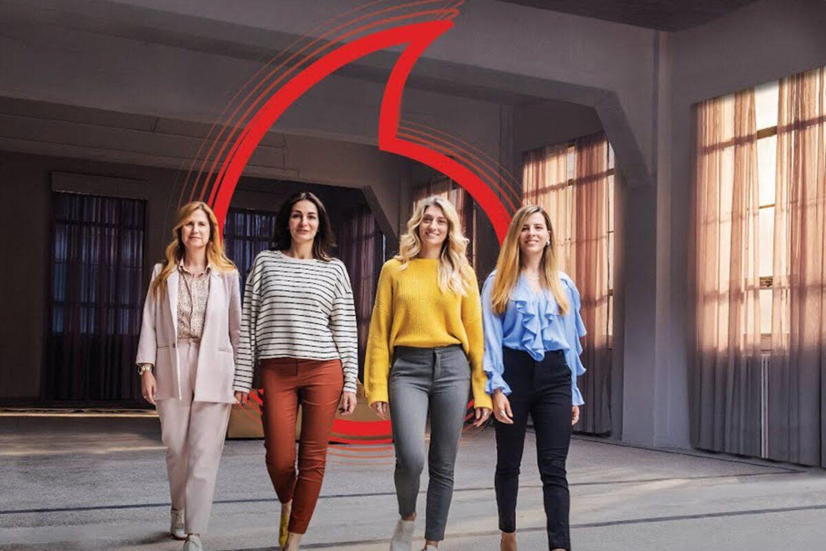 WomenInBusiness.Connected  Η Vodafone δίπλα στις γυναίκες επιχειρηματίες με δωρεάν υπηρεσίες για να αναπτύξουν την επιχείρησή τους