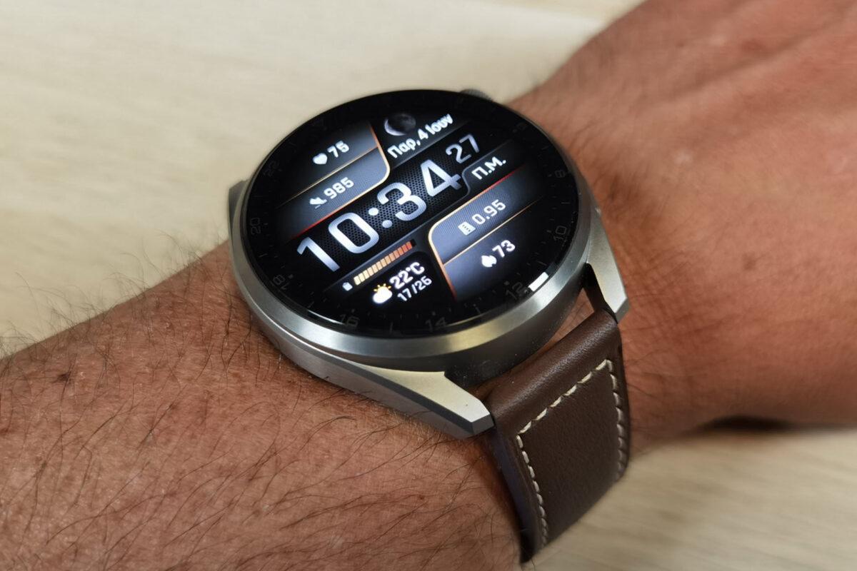Huawei Watch 3 Pro What's in the Box & Specs: Ψηφιακή αρμονία, αναλογική ομορφιά
