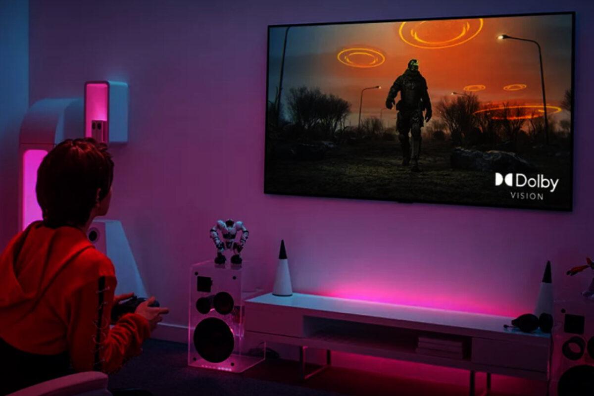 Ανεπανάληπτο gaming στις premium LG τηλεοράσεις με την πρόσφατη αναβάθμιση της DOLBY VISION