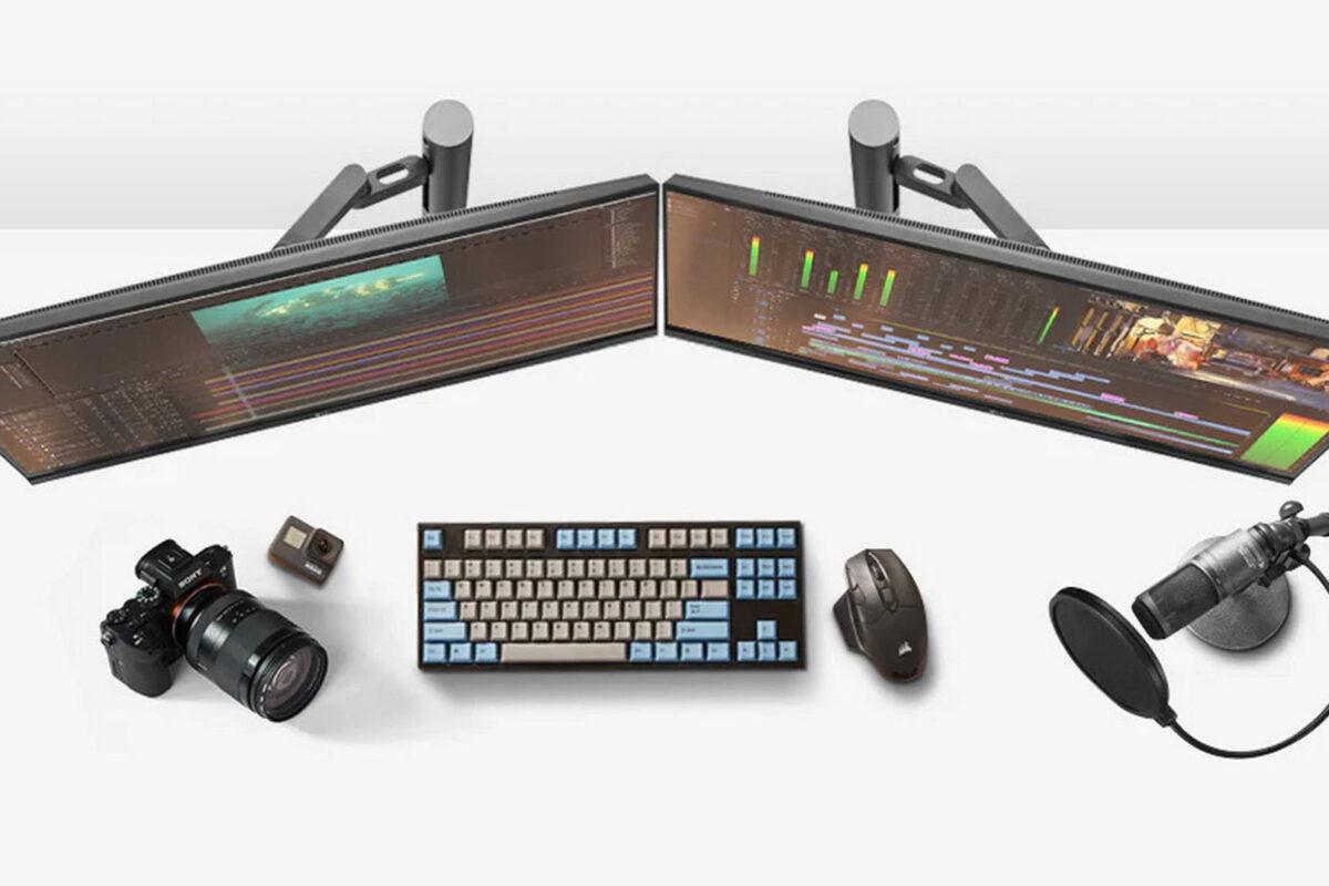 Με την αγορά μιας LG Ergo οθόνης, παίρνεις μαζί ένα ασύρματο πληκτρολόγιο και ποντίκι της Microsoft