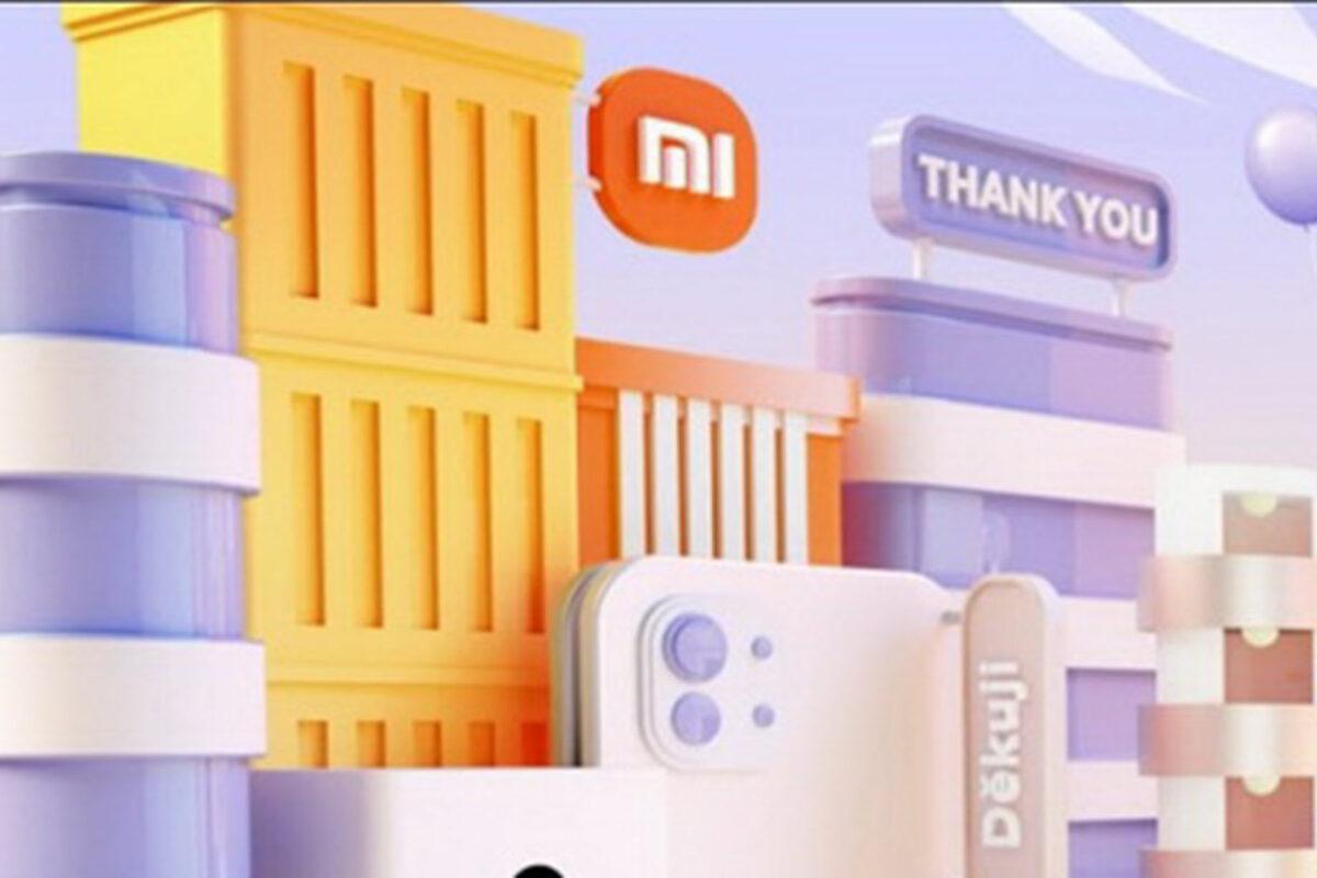 H Xiaomi γιορτάζει 1000 Xiaomi Stores μαζί με τους Mi Fans από όλο το κόσμο