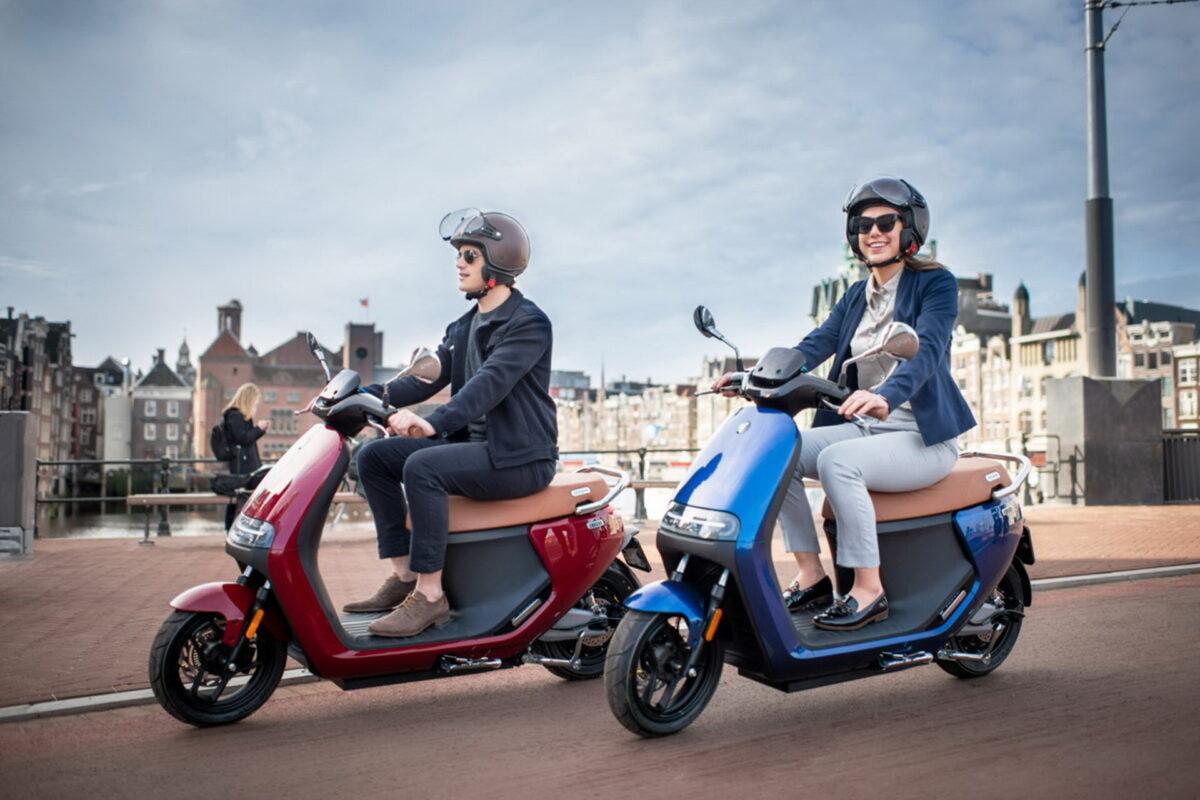 Info Quest Technologies: Tα e-Motorcycles Segway στην Ελληνική αγορά