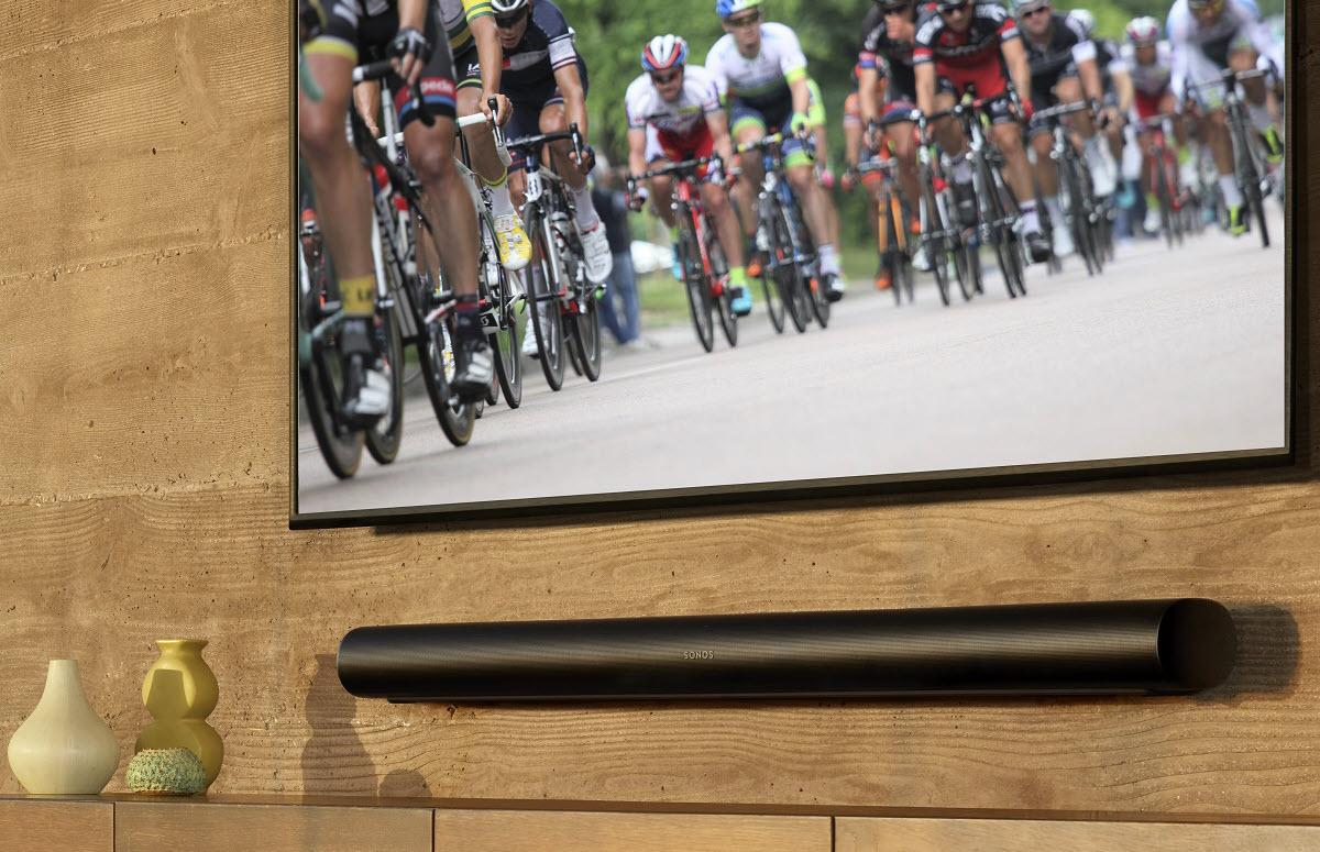 Αυτό το καλοκαίρι, φέρτε τη δράση των αθλημάτων στο σαλόνι σας με τις ισχυρές μπάρες ήχου της Sonos