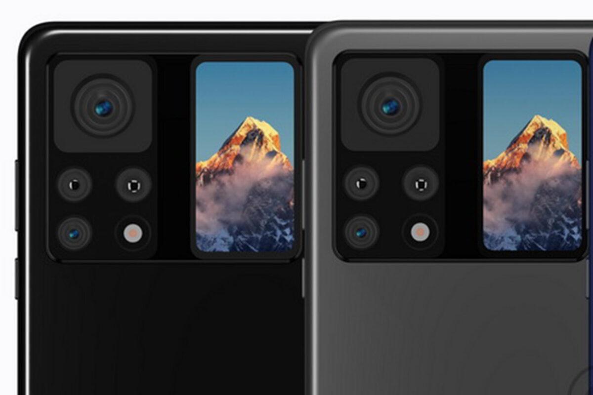 Xiaomi Mi Mix 4, έρχεται με under display κάμερα και δεύτερη οθόνη à la Mi 11 Ultra;