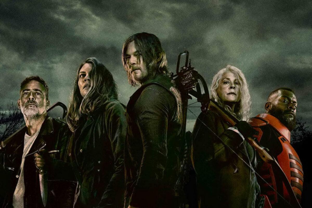 Το επικό ταξίδι προς το φινάλε της σειράς-φαινόμενο «The Walking Dead»  ξεκινά με 8 νέα επεισόδια