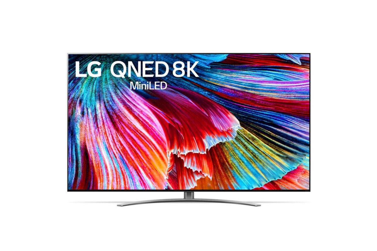 H LG σηματοδοτεί την εξέλιξη των LCD τηλεοράσεων με τη νέα σειρά LG QNED996