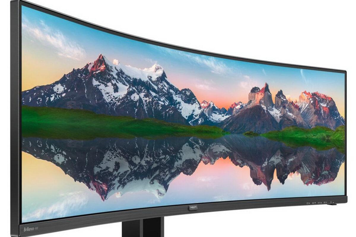 Όταν η Super-Wide διάσταση συναντάει την υψηλή απόδοση: Νέα οθόνη Philips 498P9Z