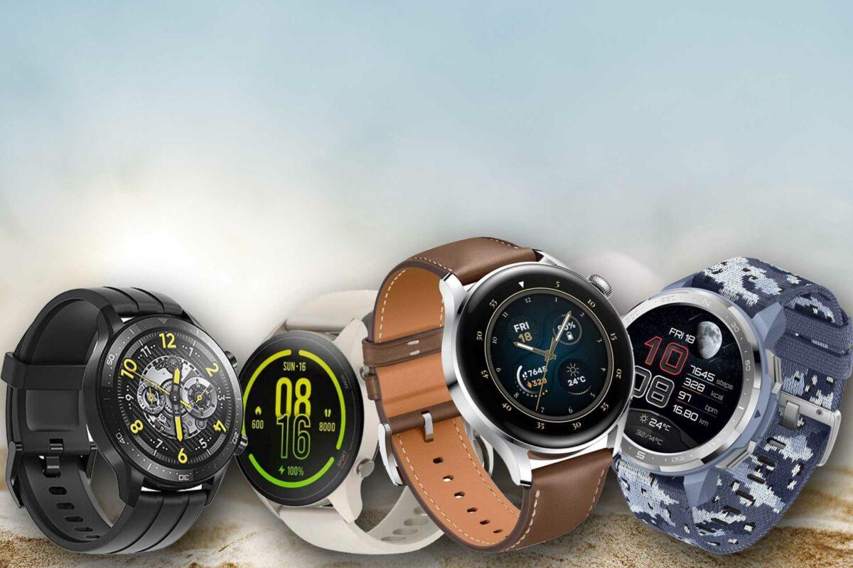 Summer Gadgets 2021: Τα smartwatch που χρειάζεται απελπισμένα το χέρι σου αυτό το καλοκαίρι!