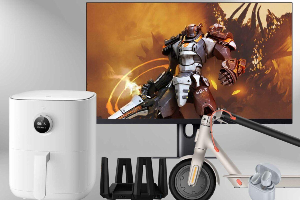Η Xiaomi κυκλοφορεί πέντε νέα προϊόντα στις κατηγορίες οικιακής ψυχαγωγίας, μαγειρικής και μετακίνησης.