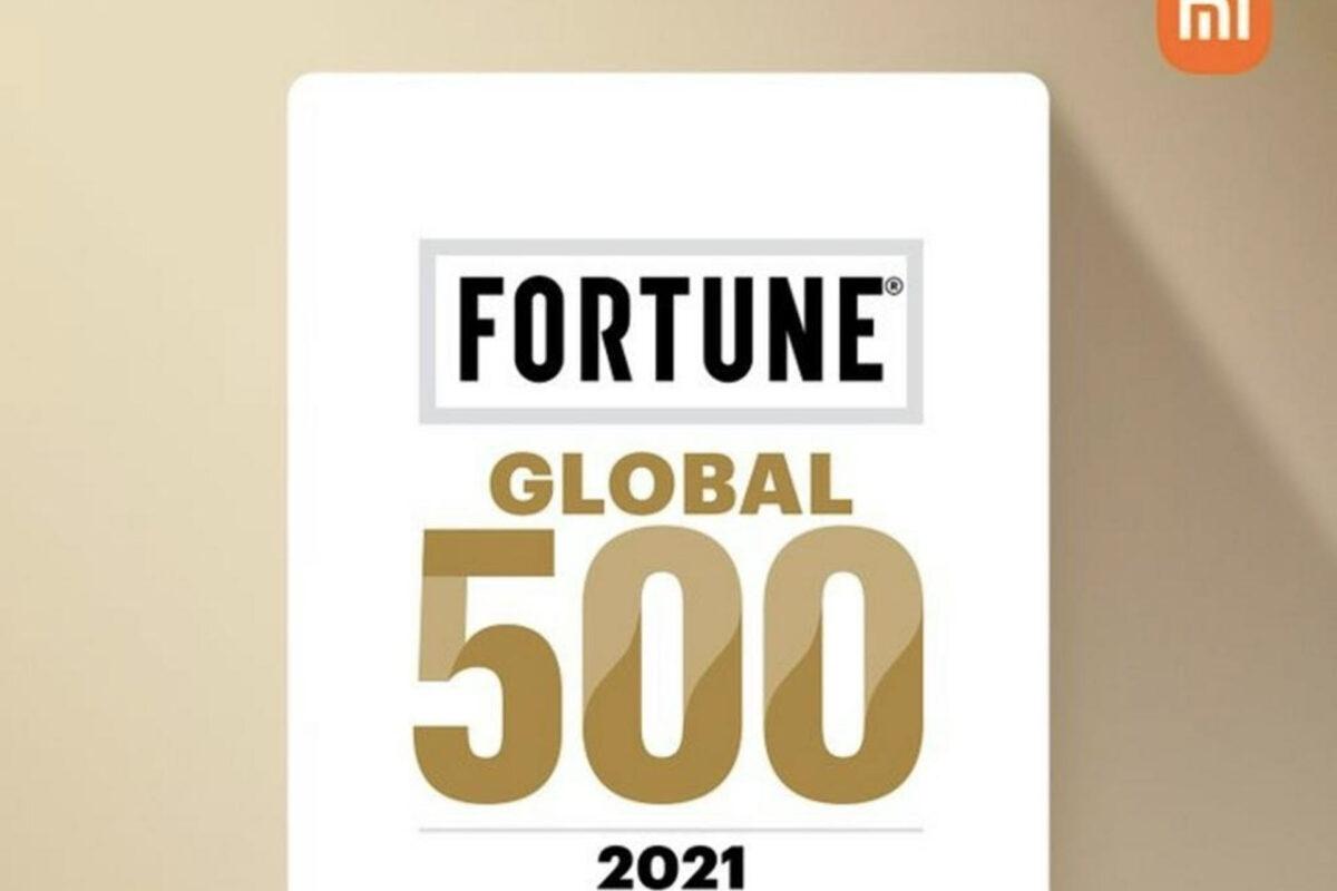 H Xiaomi εκτοξεύεται στη 338η θέση του Fortune Global 500