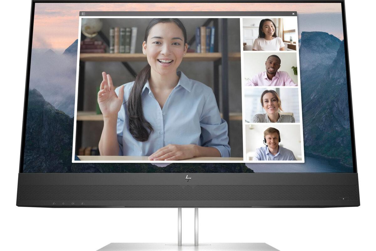 Νέες οθόνες HP σχεδιασμένες για την εργασία, το σχολείο και το παιχνίδι