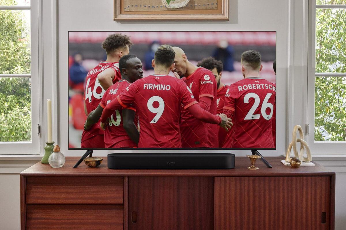 Η Sonos και η Liverpool FC συνεργάζονται για να αναβαθμίσουν την ποδοσφαιρική εμπειρία μέσω του εξαιρετικού ήχου