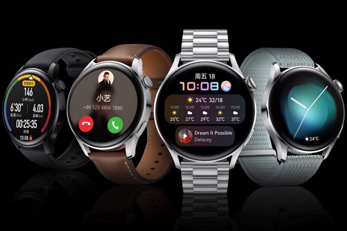 Τεράστια αύξηση στις πωλήσεις smartwatch και την τριάδα στην κορυφή μοιράζονται Apple, Huawei και Samsung