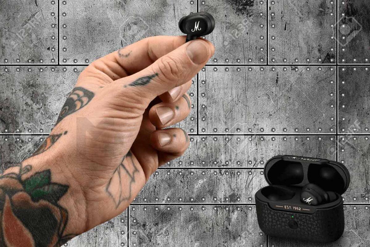 Marshall Minor III & Motif ANC: Νέα ασύρματα ακουστικά Marshall για σκληρό ροκ και μοναδική εμφάνιση!