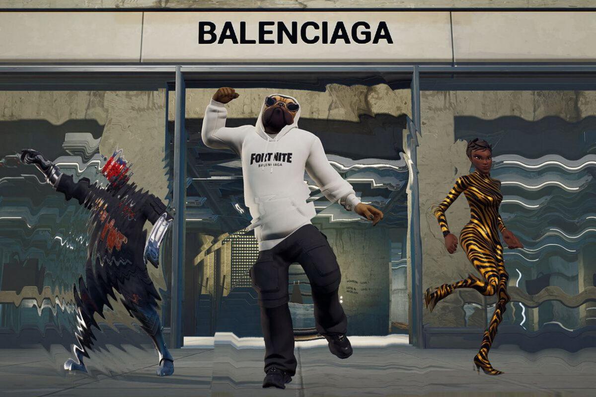 Η Balenciaga μπαίνει δυναμικά στον κόσμο του gaming με μια νέα σειρά ρούχων για το Fortnite