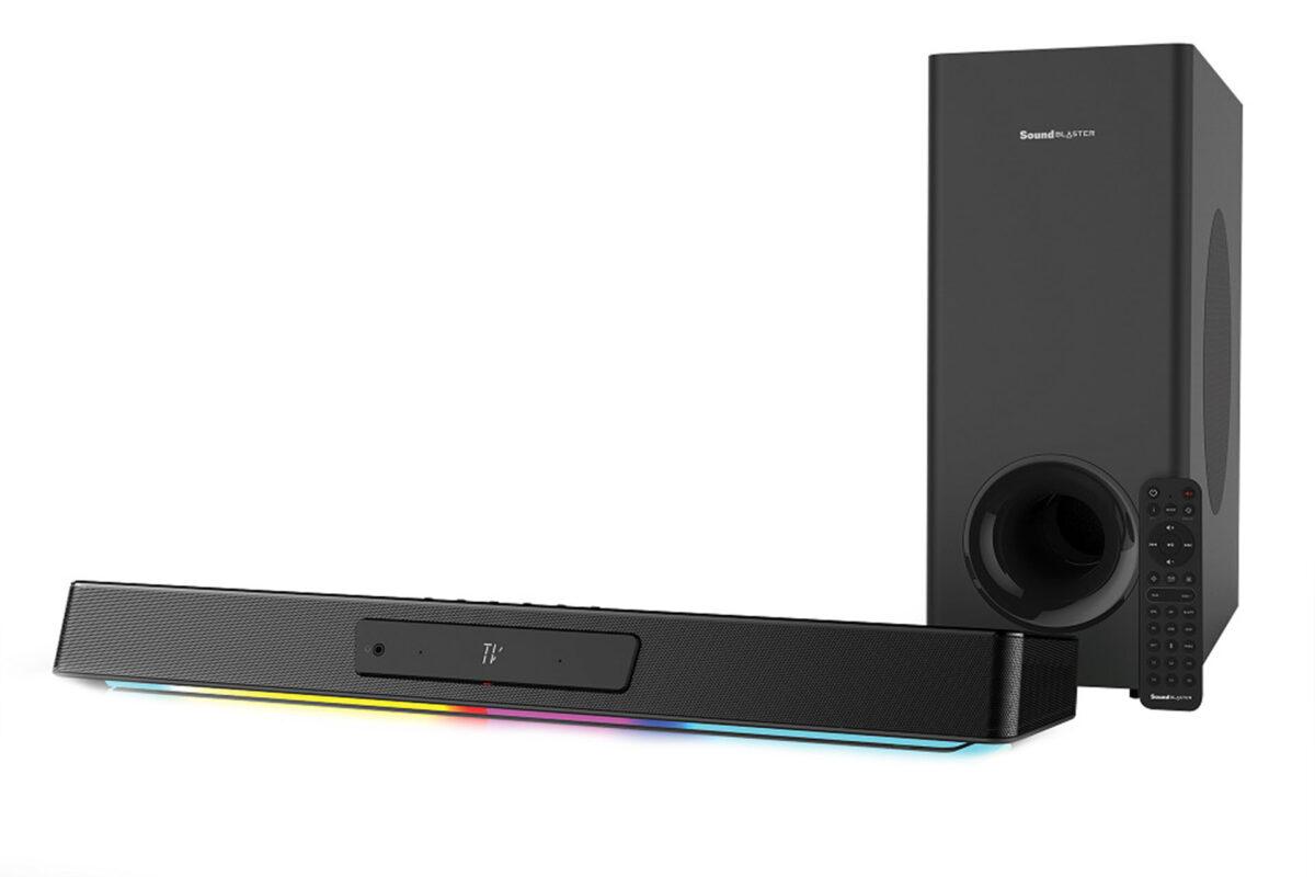 Η Νο1 Ηχομπάρα της Creative Αναβαθμίζεται με την Τεχνολογία  Super X-Fi Headphone Holography και ακόμα περισσότερα