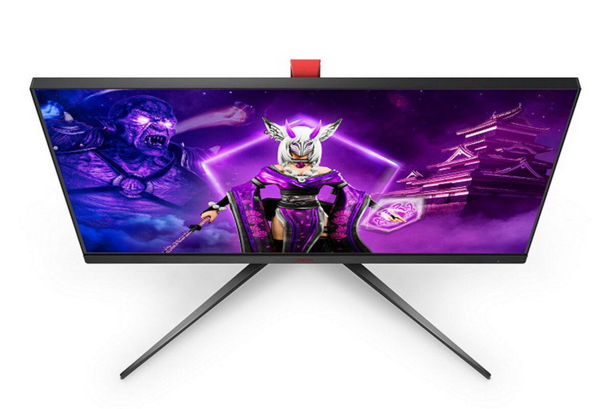 Ζήστε θρυλικό gameplay: ανακαλύψτε τις νέες AGON PRO esports οθόνες με HDR, HDMI 2.1 και 1 ms GtG