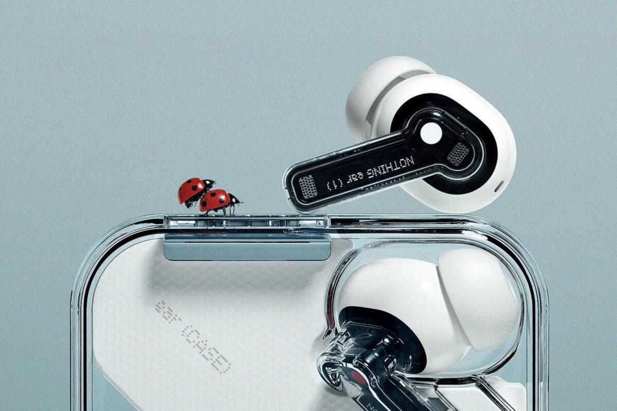 Τα ασύρματα ακουστικά Nothing ear (1) τώρα διαθέσιμα και στην Ελλάδα!