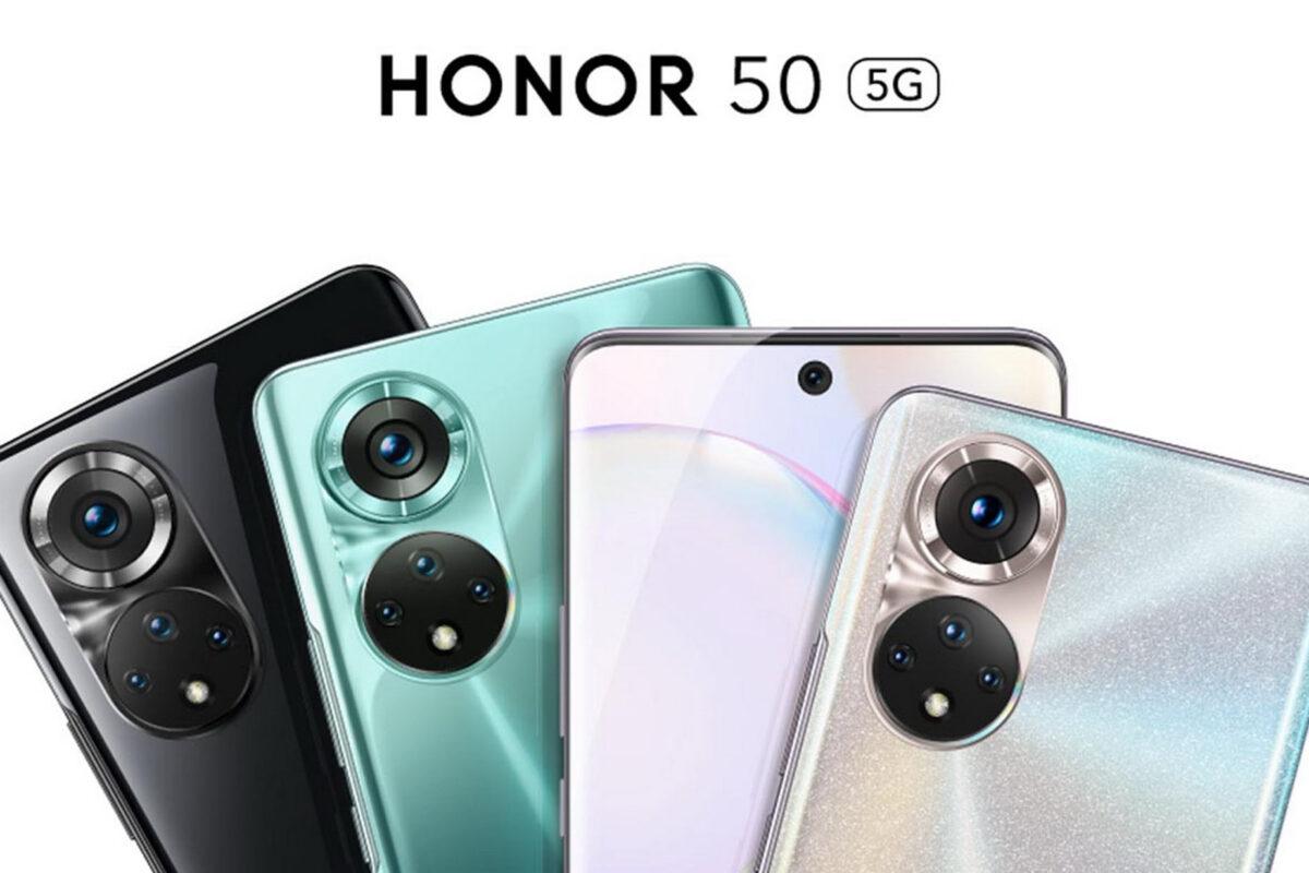 Τα Honor 50 παρουσιάζονται σύντομα και γνωρίζουμε ήδη την τιμή τους