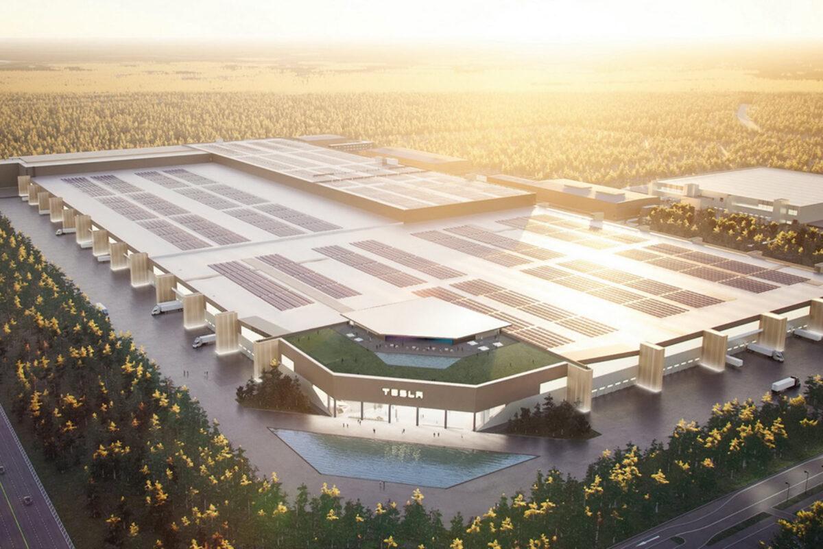 Το νέο εργοστάσιο της Tesla στο Βερολίνο είναι έτοιμο και μπορούμε να δούμε το εσωτερικό του για πρώτη φορά