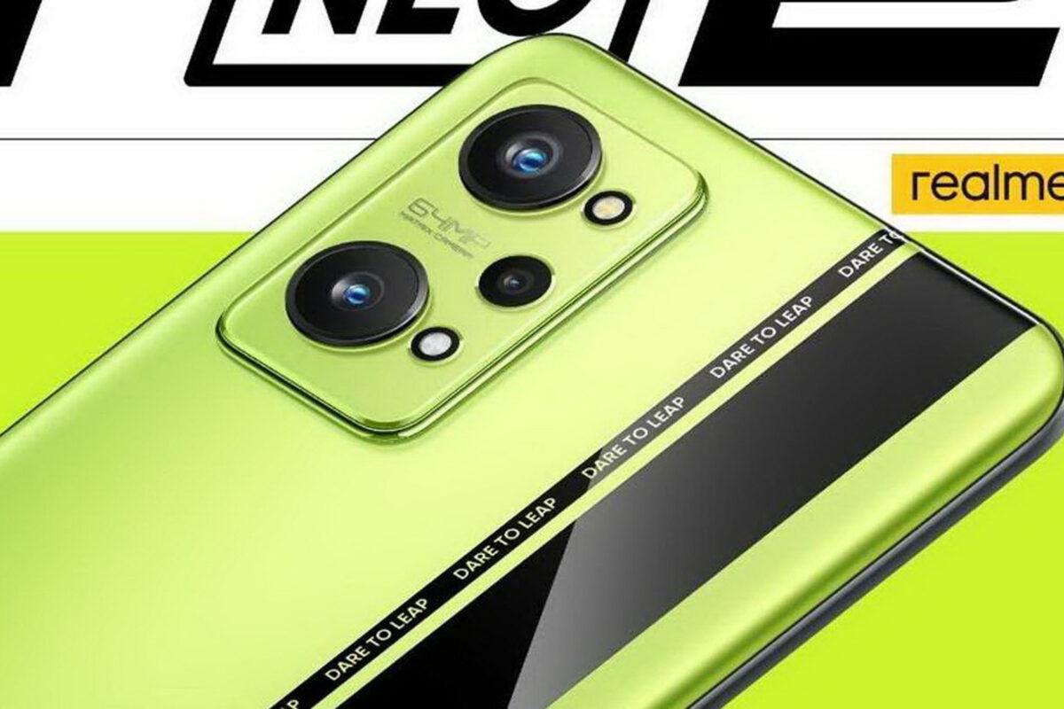 Realme GT Neo2: Μια νέα προσθήκη στην σειρά GT, με φανταστικά χαρακτηριστικά και προσιτή τιμή