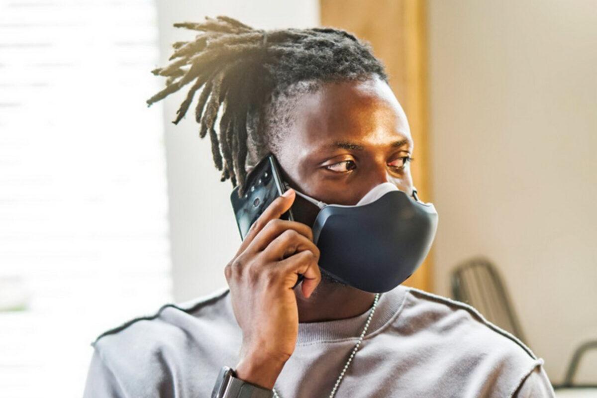 H ανανεωμένη μάσκα Air Purifier Puricare της LG  ανοίγει νέους ορίζοντες στην προπόνηση των αθλητών